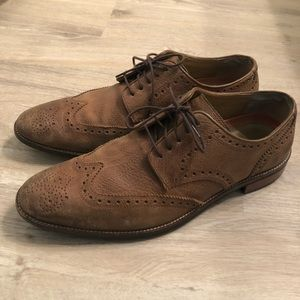 Cole Haan Lennox Hill Casual Wingtip 9.5M